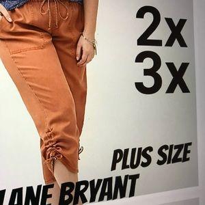 Lane Bryant Capris